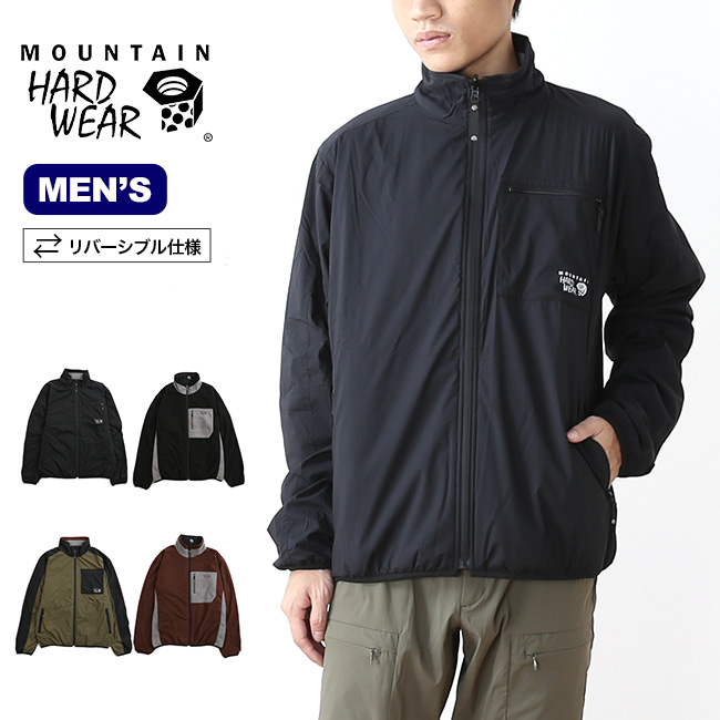 マウンテンハードウェア スティンソンジャケット Mountain Hardwear Stinson Jacket メンズ トップス ジャケット フリース <2018 秋冬>