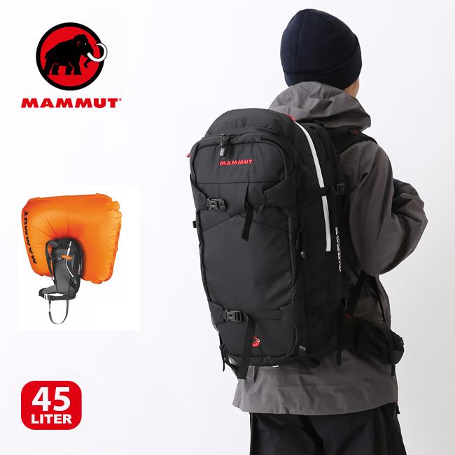 マムート プロリムーバブルエアバッグ3.0 45L MAMMUT Pro Removable Airbag 3.0 ザック リュック バックパック バックカントリー エアバッグ <2018 秋冬>