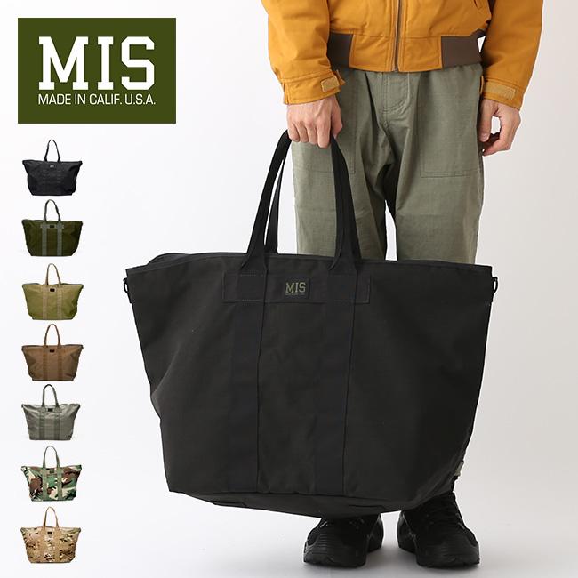 エムアイエス スーパートートバッグ MIS SUPER TOTE BAG 鞄 バッグ トート トートバッグ 手提げ アウトドア 春夏