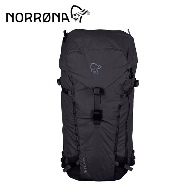 ノローナ フォルケティンパック 35L Norrona falketind Pack ザック リュック バックパック アウトドア トレッキング クライミング 登山 <2018 秋冬>