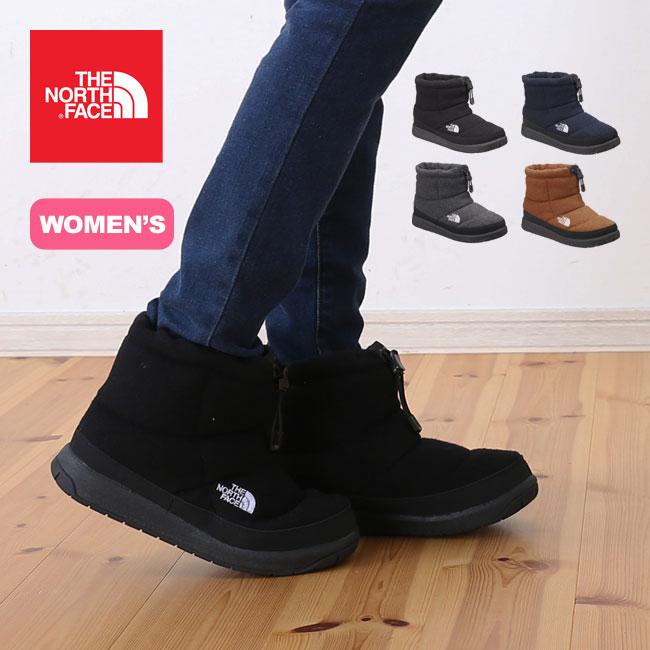 ノースフェイス 【ウィメンズ】ヌプシブーティーウール4ショート THE NORTH FACE W Nuptse Bootie Wool IV Short ブーツ スノーブーツ 靴 <2018 秋冬>