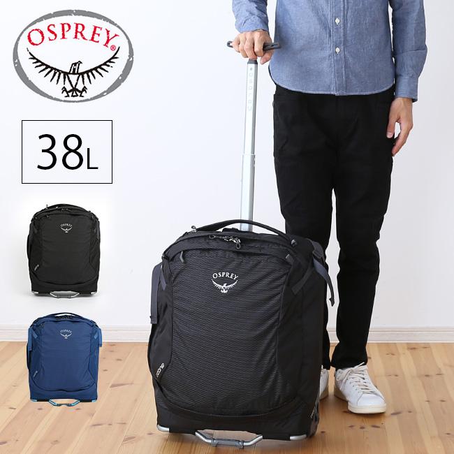 オスプレー オゾン38(19.5インチ) OSPREY OZONE 38 キャリー キャリーバッグ バッグ 旅行 レジャー 出張 <2018 秋冬>
