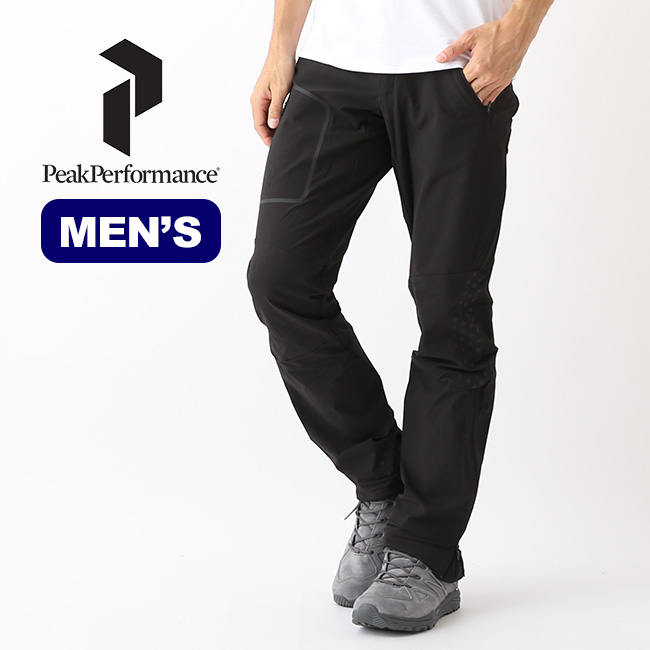 ピークパフォーマンス ライトソフトシェルパンツ PeakPerformance Light SSH Pants パンツ ボトムス ロングパンツ メンズ ソフトシェル <2018 秋冬>