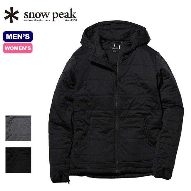 スノーピーク フレキシブルインサレーションフーディ snow peak メンズ レディース ウェア アウター トップス 中間着 インサレーション <2018 秋冬>