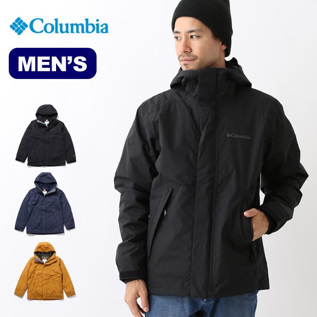 コロンビア オレルジャケット Columbia アウター ジャケット メンズ PM5603 <2018 秋冬>
