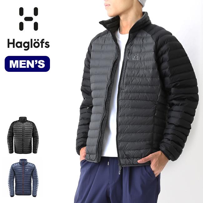 ホグロフス エッセンスミミックジャケット HAGLOFS ESSENS MIMIC JACKET メンズ ジャケット アウター 中綿ジャケット アウトドア 秋冬