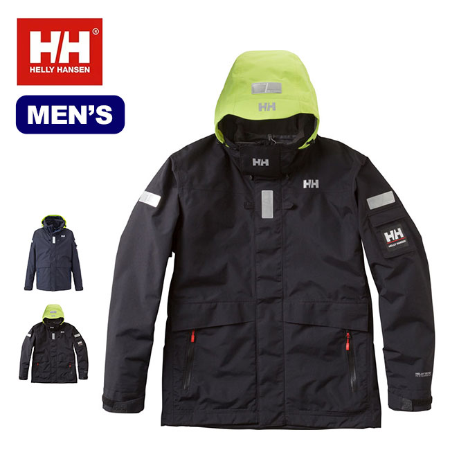 ヘリーハンセン オーシャンフレイジャケット HELLY HANSEN Ocean Frey Jacket メンズ ハードシェル 防寒ジャケット アウアター <2018 秋冬>