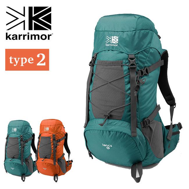 カリマー ランクス28 タイプ2 リュック ザック バックパック 28L 登山 トレッキング karrimor lancs 28 type2