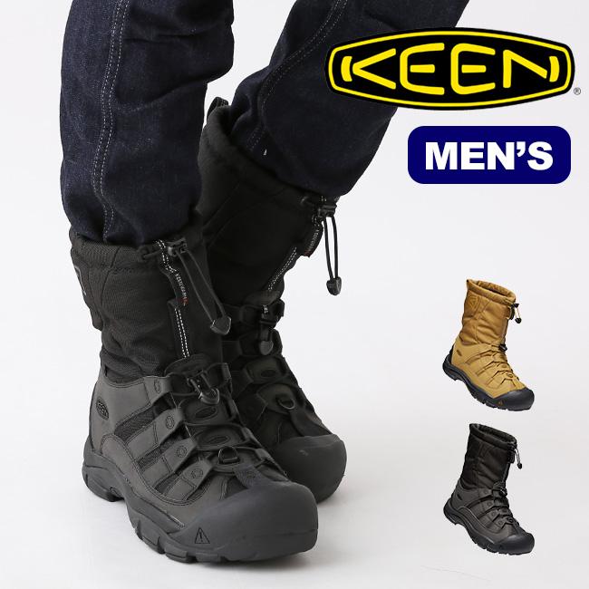キーン ウィンターポート2 KEEN Winterport2 メンズ 靴 ブーツ 防水 雪 抗菌 ウインターブーツ 男性 <2018 秋冬>