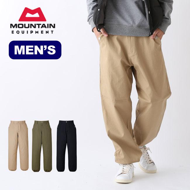 マウンテンイクイップメント バルーンパンツ MOUNTAIN EQUIPMENT BALLOON PANT 長ズボン パンツ メンズ <2018 秋冬>