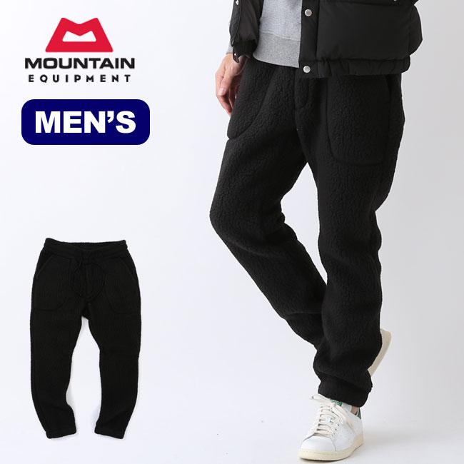 マウンテンイクイップメント パイルフリースリブパンツ MOUNTAIN EQUIPMENT パンツ 長ズボン フリース メンズ <2018 秋冬>