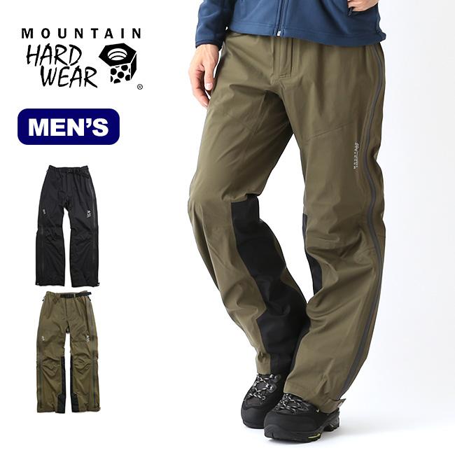 マウンテンハードウェア ドライステインパンツ Mountain Hardwear Drystein Pant メンズ ロングパンツ OE7606 <2018 秋冬>