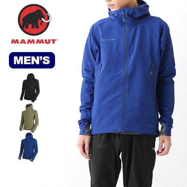 マムート ランボールドトレイルSOフーデットジャケットAF メンズ MAMMUT Runbold Trail SO Hooded Jacket AF Men メンズ ソフトシェル <2018 秋冬>