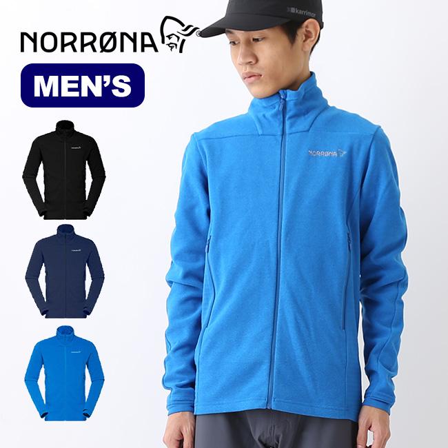 ノローナ フォルケティン ウォーム1ジャケット メンズ Norrona falketind warm1 Jacket アウター フリース ジャケット トップス 男性 1802-17 <2018 秋冬>