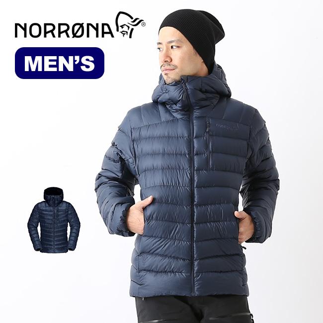 ノローナ リンゲン ダウン850フードジャケット メンズ Norrona lyngen down850 Hood Jacket メンズ ダウンジャケット フードジャケット 男性 2005-18<2018 秋冬>