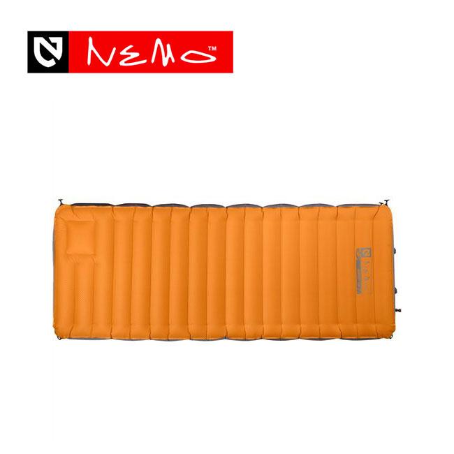 ニーモ ノマドインシュレーテッド 30XL NEMO NOMAD INSULATED 30XL エアパッド エアマット スリーピングパッド 寝袋 シェラフ <2018 春夏>