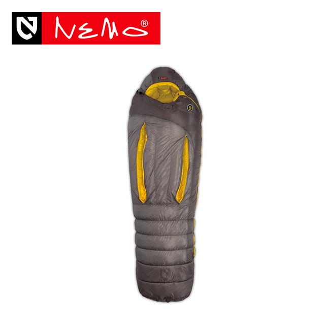 ニーモ ソニック 15 NEMO SONIC 15 寝袋 シュラフ マミーバッグ NM-SNC-15 <2018 秋冬>