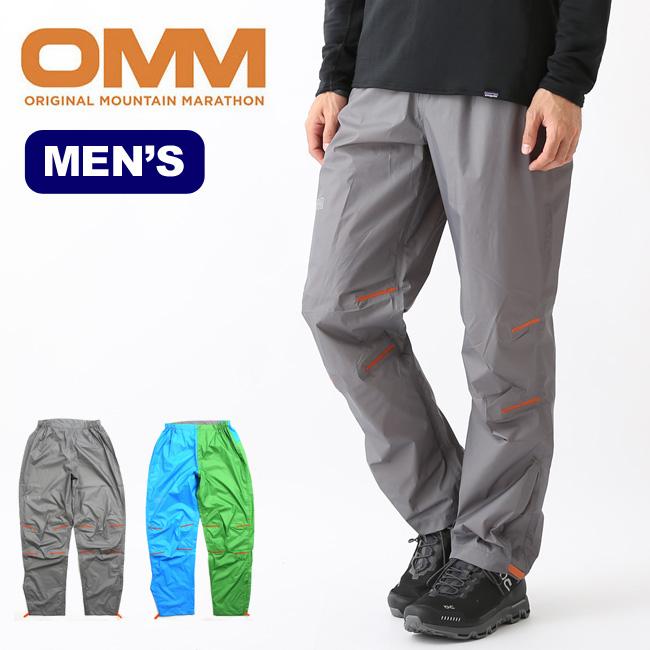 オリジナルマウンテンマラソン ハロパンツ OMM Halo Pant ズボン パンツ メンズ アウトドア <2019 秋冬>