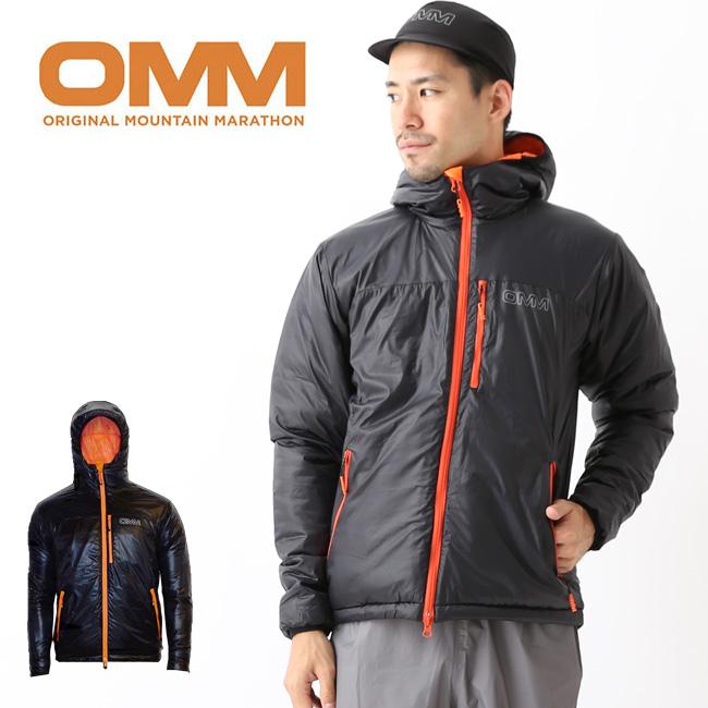 オリジナルマウンテンマラソン マウンテンレイドフードジャケット OMM MountainRaid Hood Jacket アウター ジャケット メンズ <2018 秋冬>