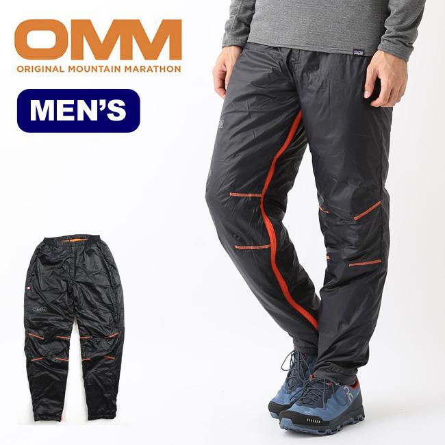 オリジナルマウンテンマラソン マウンテンレイドパンツ OMM MountainRaid pants ズボン パンツ メンズ <2018 秋冬>