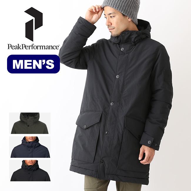 ピークパフォーマンス ティフォンジャケット PeakPerformance Typhon Jacket メンズ アウター ジャケット コート G64719007 <2018 秋冬>