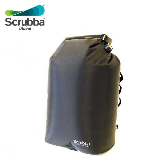 スクラバ ステルスパック Scrubba stealth pack 洗濯かご 洗濯袋 洗濯バッグ リュックサック リュック スタッフサック <2018 秋冬>