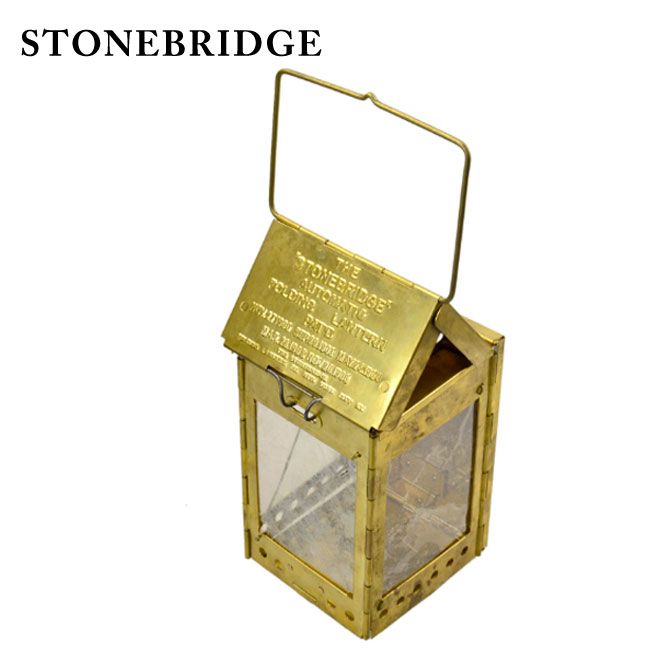 ストーンブリッジ フォールディングキャンドルランタン STONEBRIDGE ランタン キャンドルランタン <2018 秋冬>