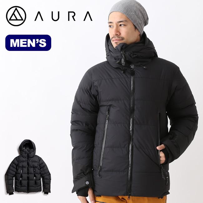 オーラ トーレジャケット AURA TORRE Jacket メンズ ダウンジャケット ジャケット ダウン アウター アウトドア 【正規品】