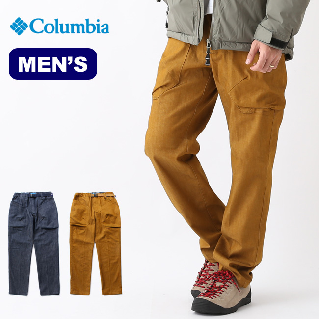 コロンビア ビッグブルークレストパンツ Columbia Big Blue Crest Pant ズボン メンズ 男性 <2018 秋冬>