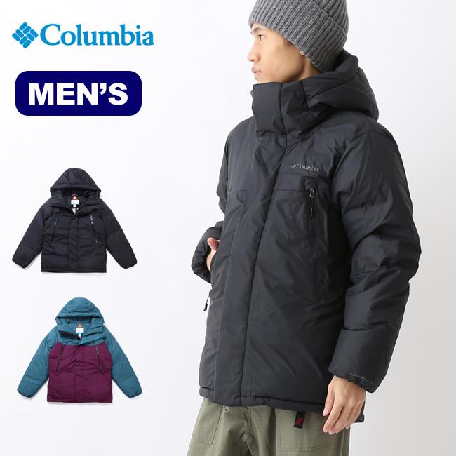 コロンビア ビッグリブマウンテンダウンジャケット Columbia BIG RIB MOUNTAIN DOWN JACKET アウター ジャケット メンズ <2018 秋冬>