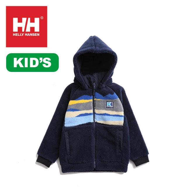 ヘリーハンセン キッズ MTファイバーパイルジャケット HELLY HANSEN MT FIBERPILE Jacket ジャケット アウター トップス キッズ <2018 秋冬>