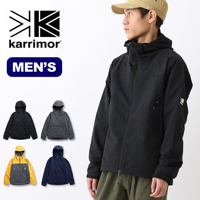 カリマー トライトンジャケット karrimor triton jkt ジャケット アウター パーカー メンズ 男性 sp18fw