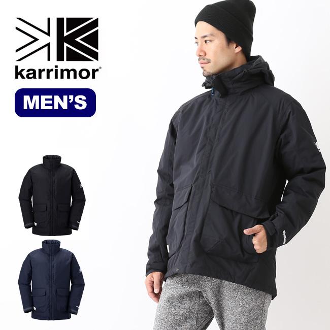 カリマー グローバルダウンジャケット karrimor global down jkt アウター ジャケット メンズ 男性 sp18fw