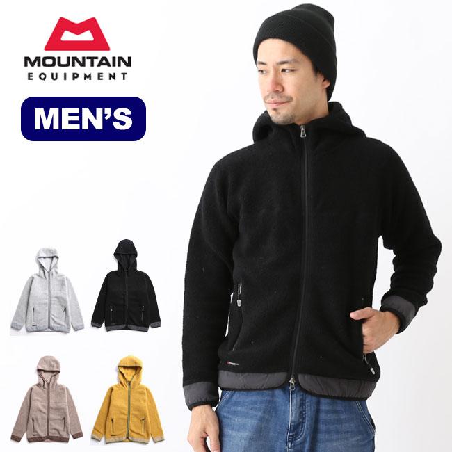 マウンテンイクイップメント ウールボアフーディ MOUNTAIN EQUIPMENT Wool Boa Hoodie アウターフリース メンズ <2018 秋冬>