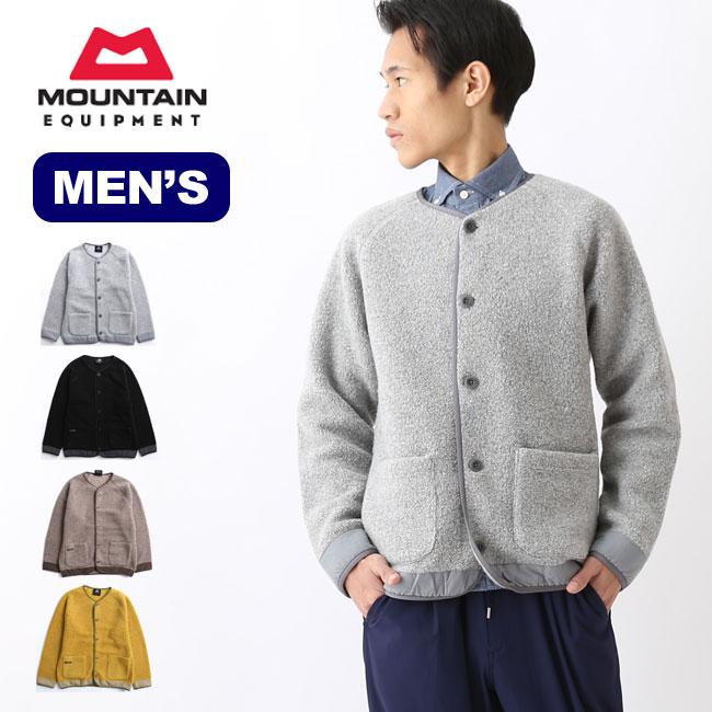 マウンテンイクイップメント ウールボアカーディガンMOUNTAIN EQUIPMENT Wool Boa Cardigan アウター カーディガン メンズ <2018 秋冬>