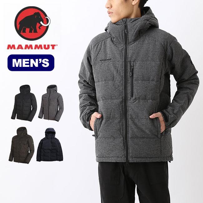マムート セラックINフーデットジャケット メンズ MAMMUT SERAC IN Hooded Jacket Men メンズ ダウンジャケット アウター ハイキング ソフトシェル インサレーション sp18fw