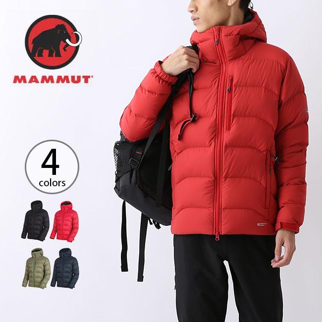 マムート エクセロンINフーデットジャケット メンズ MAMMUT Xeron IN Hooded Jacket Men ダウンジャケット アウター インサレーション <2018 秋冬>