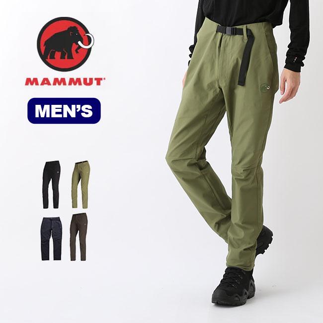 マムート カンヴェイパンツ メンズ MAMMUT Convey Pants Men メンズ トレッキングパンツ <2018 秋冬>