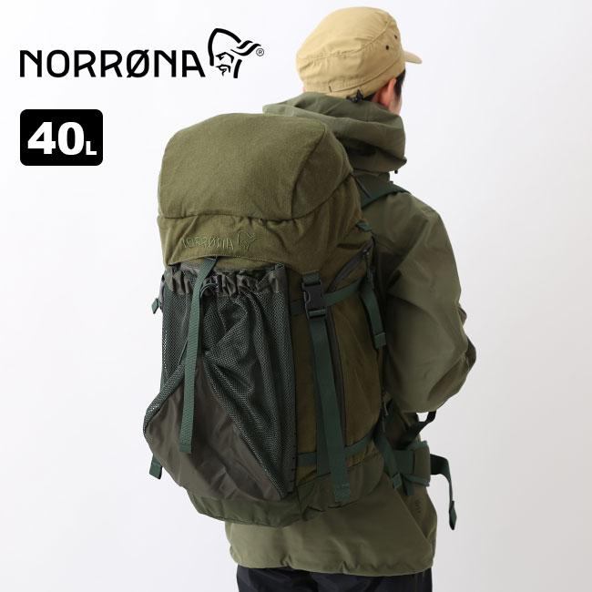ノローナ フィンスコーゲン インテグラルパック 40L Norrona finnskogen integral Pack 40L バッグ リュック ハンティング <2018 秋冬>