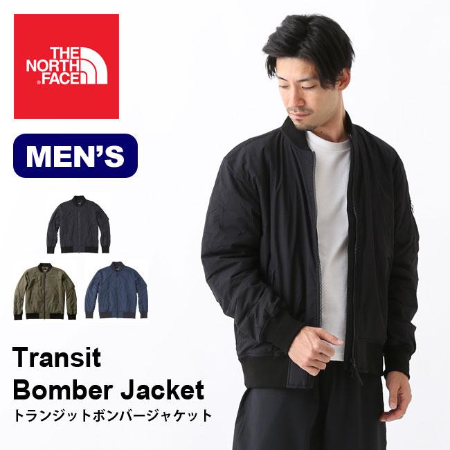 ノースフェイス トランジットボンバージャケット THE NORTH FACE Transit Bomber Jacket メンズ トップス コート ジャケット アウター NY81862 <2018 秋冬>