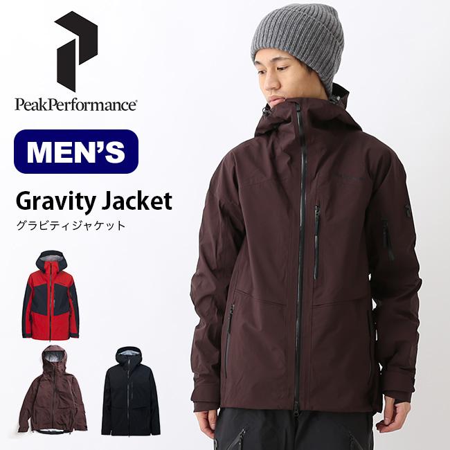 ピークパフォーマンス グラビティジャケット PeakPerformance Gravity Jacket アウター トップス ジャケット メンズ スキー バックカントリー <2018 秋冬>