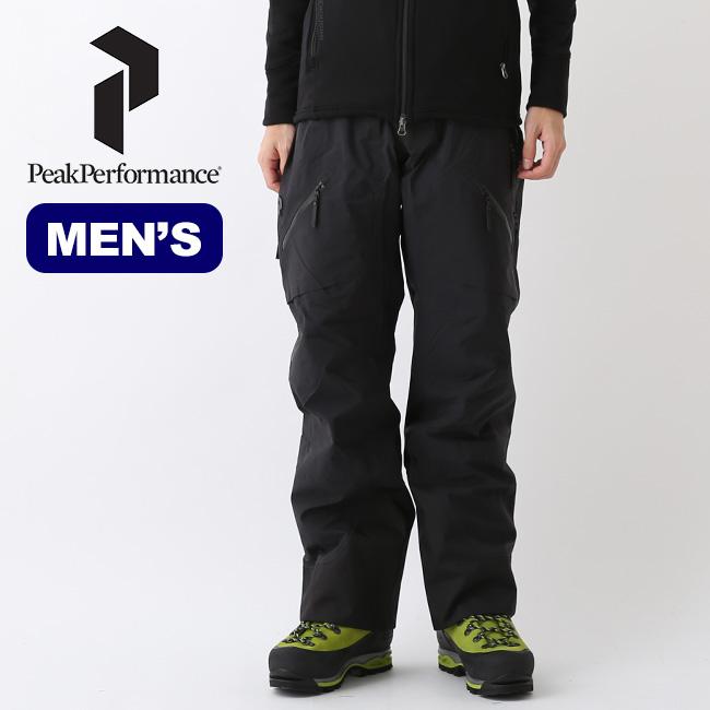 ピークパフォーマンス グラビティパンツ PeakPerformance Gravity Pants ボトムス パンツ ロングパンツ スキー バックカントリー メンズ <2018 秋冬>