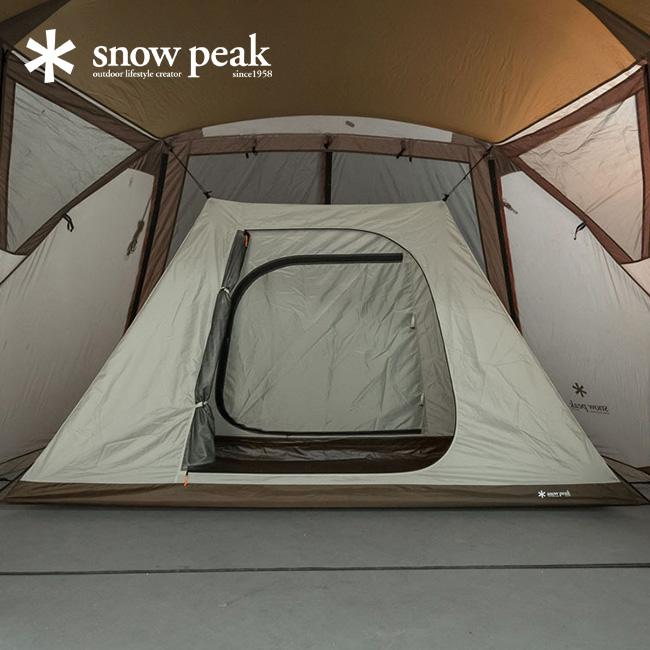 スノーピーク リビングシェルS インナールーム snow peak テント 2人用 ベッドルーム ルーム 部屋 TP-240IR <2018 秋冬>