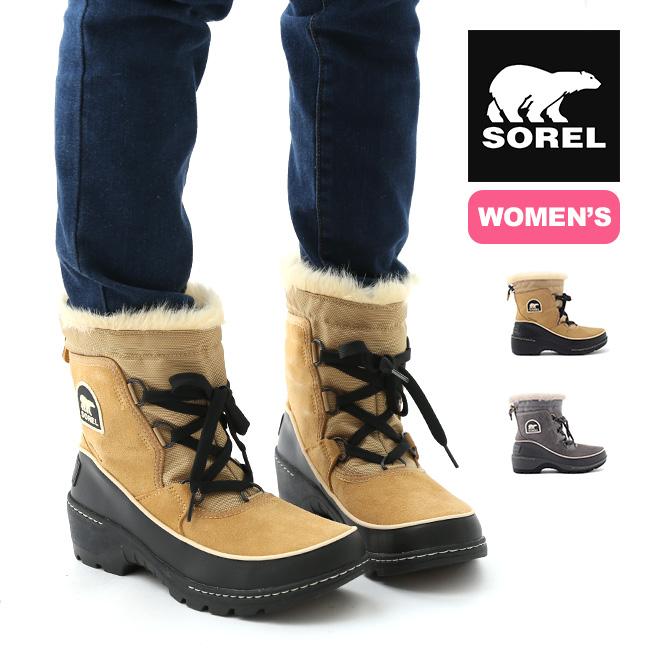ソレル ティボリ3【ウィメンズ】 SOREL Tivoli III ブーツ 靴 スノーブーツ ショートブーツ レディース 女性 アウトドア 秋冬