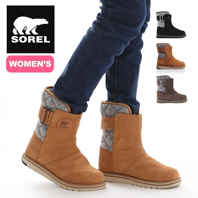 ソレル ライリー 【ウィメンズ】 SOREL Rylee レディース 靴 ブーツ ミドルブーツ <2019 秋冬>