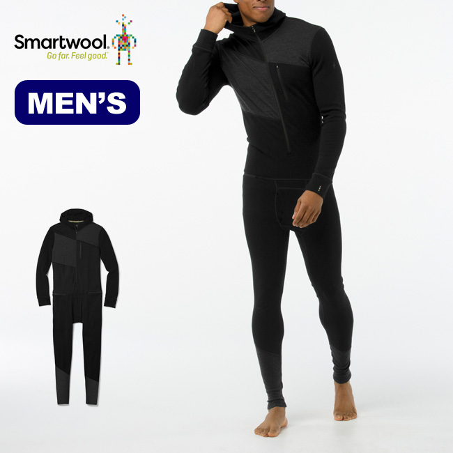 スマートウール メンズ メリノ250ベースレイヤーワンピース Smartwool Men's Merino 250 Base Layer One Piece メンズ セットアップ ワンピース つなぎ SW61458 <2018 秋冬>