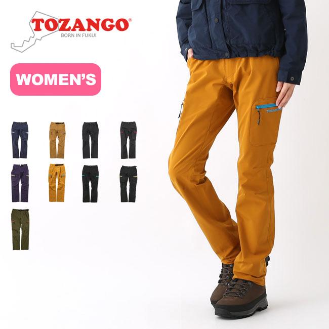 登山パンツ トザンゴ TOZANGO アウトドアパンツ トレッキングパンツ 長ズボン ボトムス レディース <2018 秋冬>