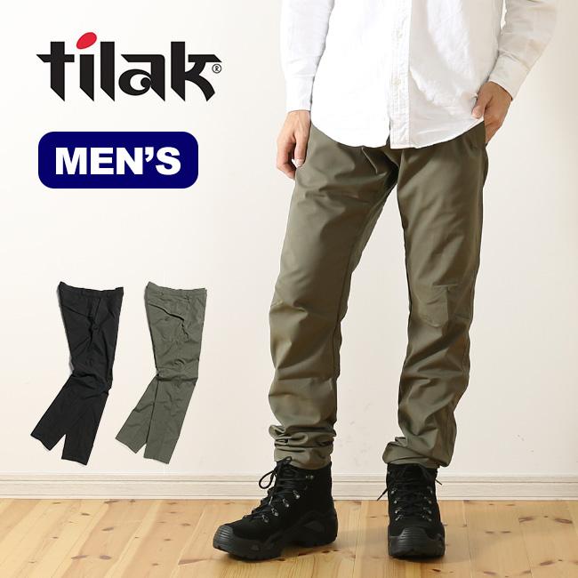 ティラック ナイトパンツ tilak KNIGHT Pants ボトムス パンツ ロングパンツ メンズ <2018 秋冬>