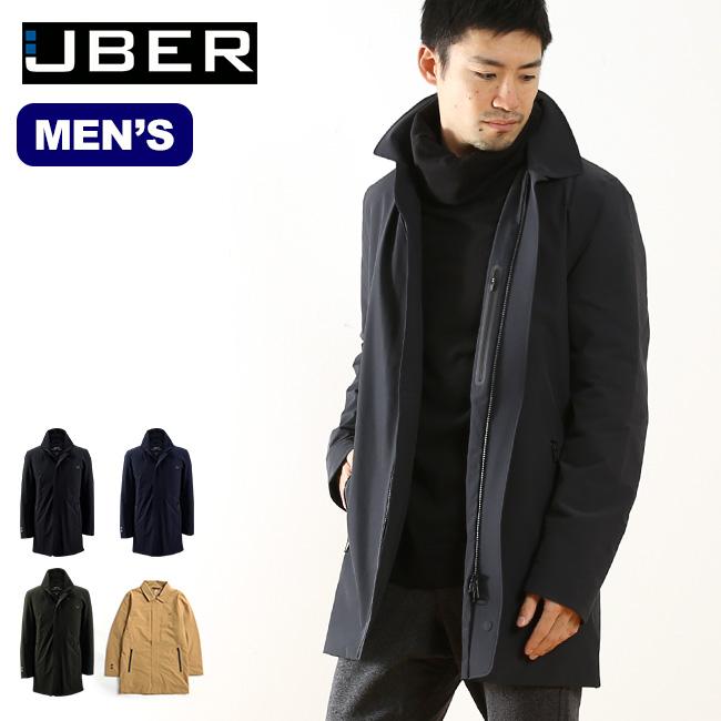 ウーバー レギュレーターコート UBER REGULATOR COAT メンズ コート アウター ジャケット ビジネスコート <2018 秋冬>