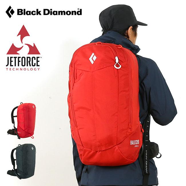 ブラックダイヤモンド ヘイロー 28ジェットフォース Black Diamond HALO 28 JETFORCE バックパック バックカントリースキーパック スノーパック 雪崩 雪山 エアバッグ 充電式 BD46110 <2018 秋冬>